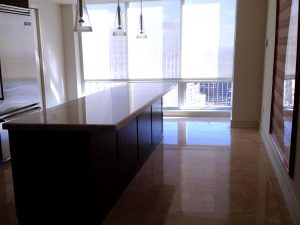 Marble Countertop and Floor Refinishing