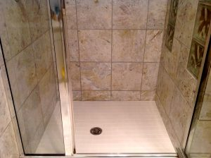 Shower Re-Grouting