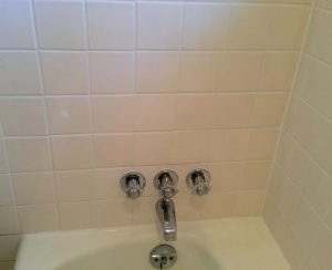 Re-Caulking & Re-Grouting