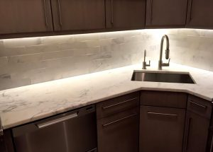 Marble Countertop Re-Sealing